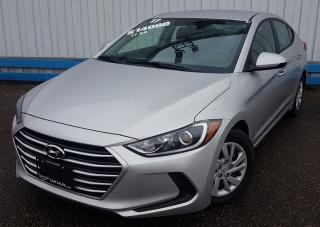 Used 2017 Hyundai Elantra LE *HEATED SEATS* for sale in Kitchener, ON