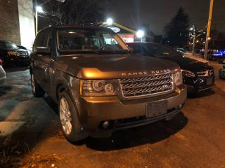 Used 2010 Land Rover Range Rover HSE for sale in Toronto, ON