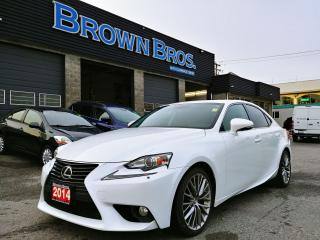 Used 2014 Lexus IS 250 SPORT for sale in Surrey, BC
