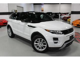 Used 2013 Land Rover Evoque PURE   NAVI   BACKUP   PANORAMIC SUNROOF for sale in Vaughan, ON