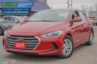 Used 2017 Hyundai Elantra SE for sale in Guelph, ON