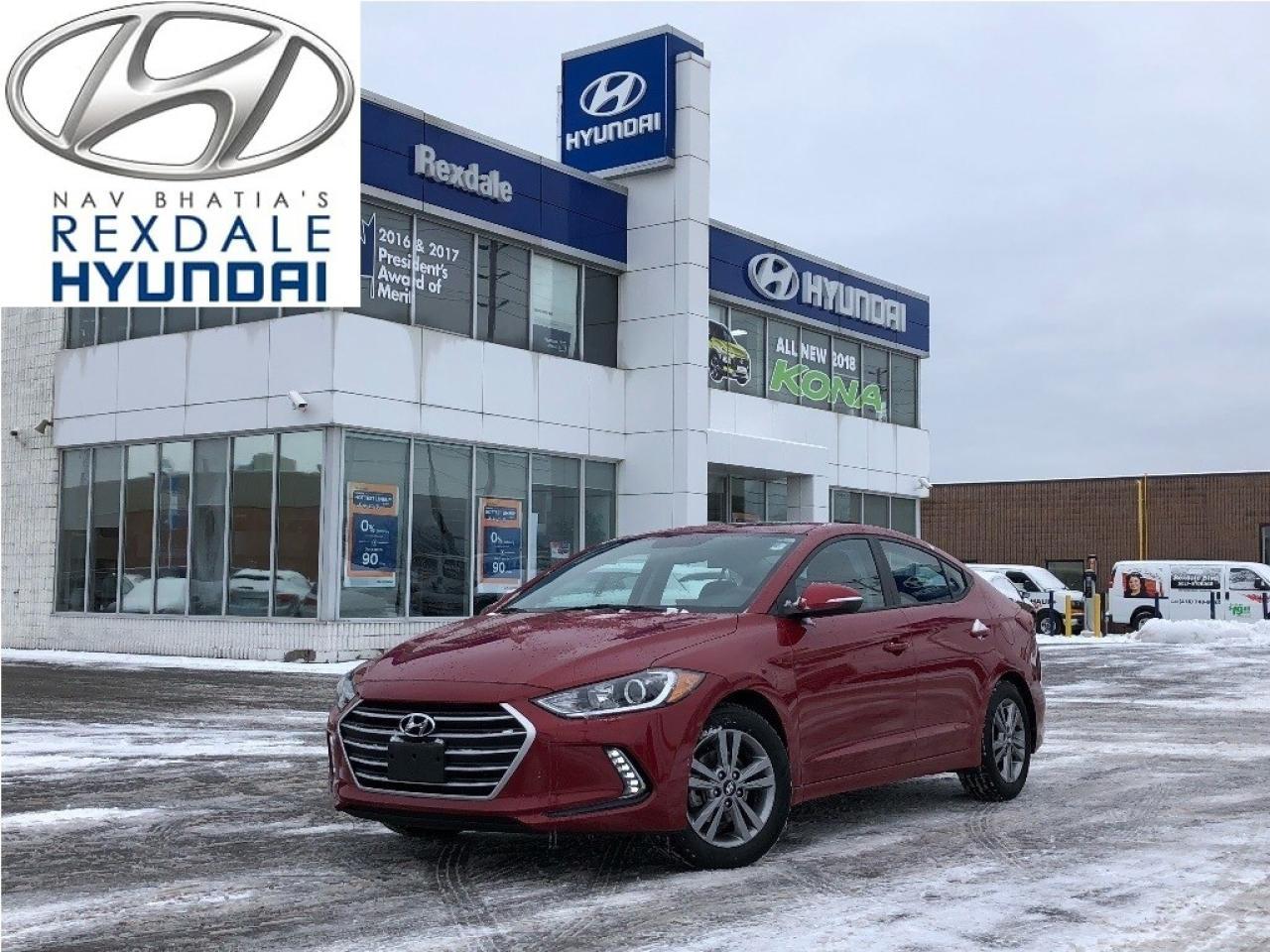 2018 Hyundai Elantra GL SE, Financing available on site