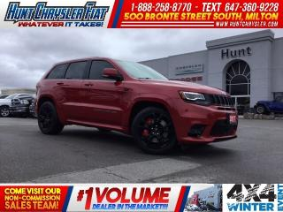 Used 2017 Jeep Grand Cherokee SRT/PANO/19 SPRKS/LAUNCH & MORE!! for sale in Milton, ON