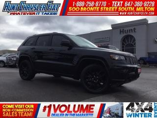 Used 2018 Jeep Grand Cherokee ALTITUDE/20'S/BLACKOUT/SUN/NAV & MORE!!! for sale in Milton, ON