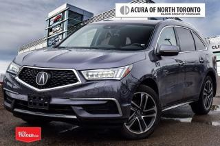 Used 2017 Acura MDX Navi 7yrs/130000km Certified Warranty Included for sale in Thornhill, ON