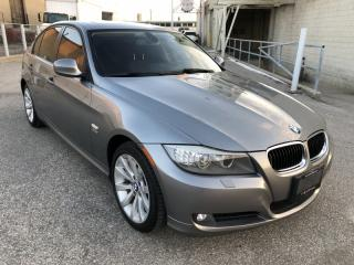 Used 2011 BMW 3 Series 328i xDrive|Navigation|Carproof Verified|Low KM for sale in Toronto, ON