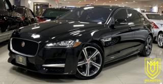 Used 2017 Jaguar XF 20d R-Sport for sale in North York, ON