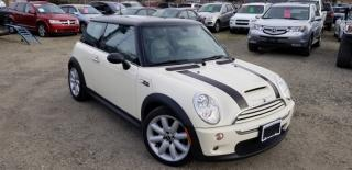 Used 2006 MINI Cooper S 2dr Cpe S for sale in West Kelowna, BC