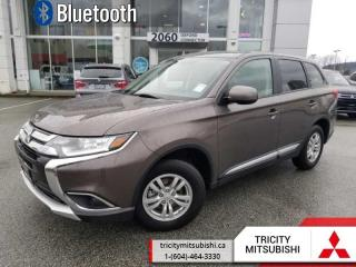 Used 2018 Mitsubishi Outlander ES  BACK UP CAM-HEATED SEATS for sale in Port Coquitlam, BC