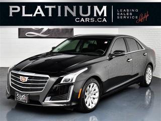 Used 2015 Cadillac CTS 2.0T, NAVI, LEATHER for sale in Toronto, ON