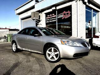 Used 2007 Pontiac G6 Berline SE 4 portes MAGS AUTOMATIQUE for sale in Longueuil, QC