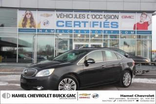 Used 2014 Buick Verano Convenience 1 for sale in St-Léonard, QC