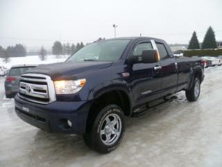 Used 2013 Toyota Tundra Sr5  8 pieds boite for sale in East broughton, QC