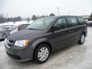 Used 2017 Dodge Grand Caravan CVP/SXT for sale in East broughton, QC
