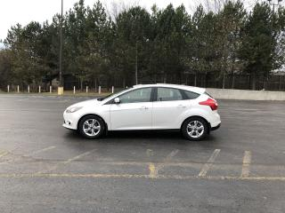 Used 2014 Ford Focus Titanium Hatchback FWD for sale in Cayuga, ON