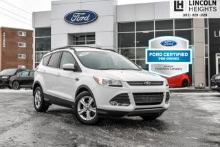 Used 2016 Ford Escape SE FWD for sale in Ottawa, ON