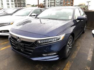 New 2019 Honda Accord Hybrid Touring for sale in Vancouver, BC