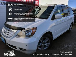 Used 2010 Honda Odyssey Touring $106 BI-WEEKLY - $0 DOWN for sale in Cranbrook, BC