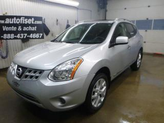 Used 2013 Nissan Rogue SV AWD for sale in St-Raymond, QC