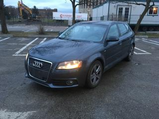 Used 2009 Audi A3 Quattro S-Line for sale in Toronto, ON