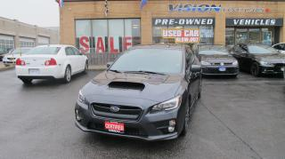 Used 2015 Subaru WRX Sport-tech Package/Navi/Modified for sale in North York, ON