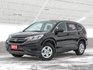 Used 2015 Honda CR-V LX Sold Pending Customer Pick Up...Bluetooth, Back Up Camera, Heated Seats and more! for sale in Waterloo, ON