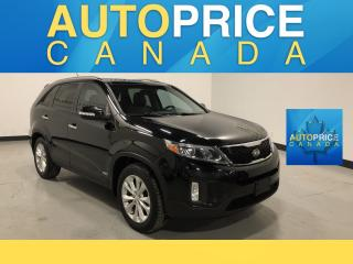 Used 2015 Kia Sorento EX V6 PANOROOF|LEATHER|HEATED SEATS for sale in Mississauga, ON
