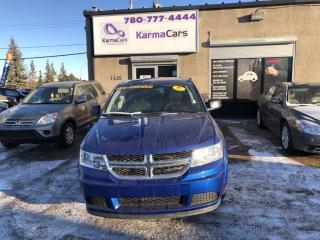 Used 2015 Dodge Journey CVP/SE Plus for sale in Edmonton, AB