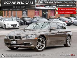 Used 2013 BMW 328i xDrive Classic Line NAVI! B.UP CAMERA! for sale in Scarborough, ON