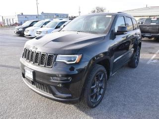 New 2019 Jeep Grand Cherokee Limited X|4X4|LIMITED X PKG|NAV|PANO SUNROOF|BLUET for sale in Concord, ON