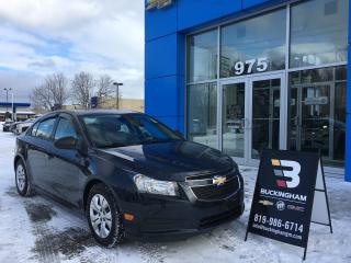 Used 2014 Chevrolet Cruze MINT for sale in Gatineau, QC