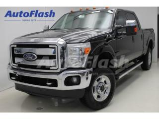 Used 2011 Ford F-250 Xlt Crew-Cab 6.2l for sale in St-Hubert, QC
