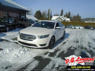 Used 2014 Ford Taurus SEL for sale in St-Prosper, QC