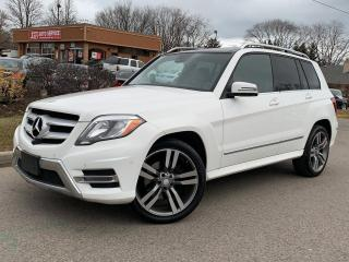 Used 2014 Mercedes-Benz GLK-Class 250 BlueTEC 4MATIC-AMG PKG-NAVI-PANO-BACKUP CAM for sale in Mississauga, ON