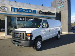Used 2014 Ford Econoline Cargo Van Commercial for sale in Campbell River, BC
