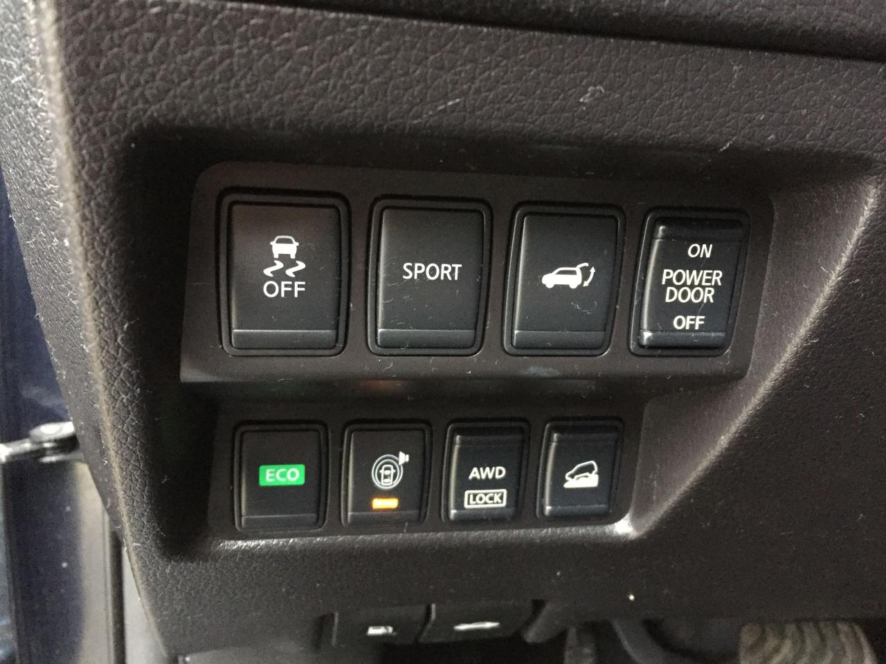 2015 Nissan Rogue SL/NAVIGATION/LEATHER/P.ROOF/360* CAMERA/AWD