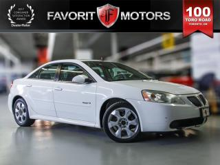 Used 2009 Pontiac G6 GXP | LEATHER | SUNROOF for sale in North York, ON