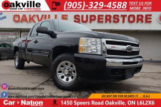 Used 2011 Chevrolet Silverado 1500 LS 4X4   V8   EXTENDED CAB   GREAT VALUE for sale in Oakville, ON