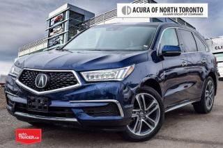 Used 2017 Acura MDX Navi 7yrs/130,000KM Certified Warranty Included for sale in Thornhill, ON