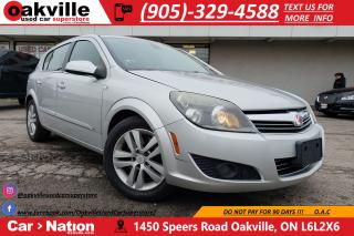 Used 2008 Saturn Astra XR | PANO SUNROOF | YOU CERTIFY YOU SAVE | for sale in Oakville, ON