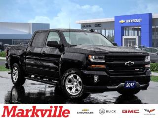 Used 2017 Chevrolet Silverado 1500 2LT-4WD-NAVI- Z71- GM CERTIFIED PRE-OWNED-1 OWNER for sale in Markham, ON