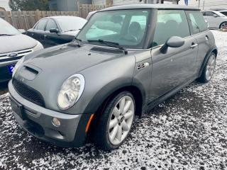 Used 2006 MINI Cooper Hardtop 2dr Cpe S, local trade, no rust, exceptional for sale in Halton Hills, ON
