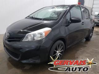 Used 2014 Toyota Yaris Le Mags for sale in Trois-Rivières, QC