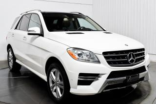Used 2015 Mercedes-Benz ML-Class Ml350 Bluetec Cuir for sale in St-Constant, QC
