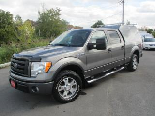 Used 2010 Ford F-150 2010 FORD F-150 4X4 XLT FX4 SUPER CREW for sale in Terrebonne, QC