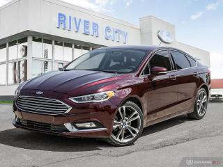 Used 2018 Ford Fusion Titanium (UNKNOWN) for sale in Winnipeg, MB