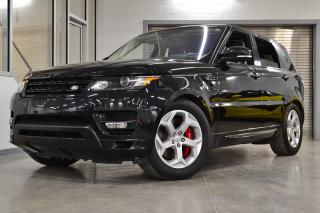 Used 2016 Land Rover Range Rover Sport Hst Le Rare + Ultra for sale in Laval, QC