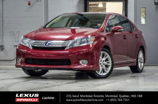 Used 2010 Lexus HS 250 h Hybride Ultra for sale in Lachine, QC