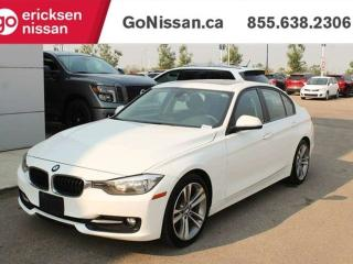 Used 2014 BMW 3 Series 320i: LEATHER, VERY SPORTY, 6 SPD for sale in Edmonton, AB