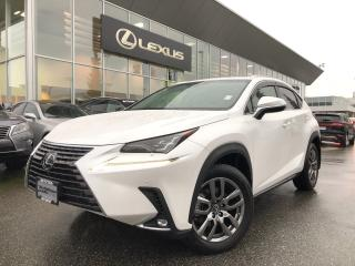 Used 2018 Lexus NX 300 Manager Demo, Luxury PKG, LOW KM, Like NEW for sale in North Vancouver, BC